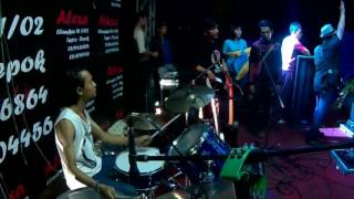 BONO RASTA - AMUNISI SEDERHANA (Live at Lapangan Serbaguna, Cilangkap-Tapos, Depok)