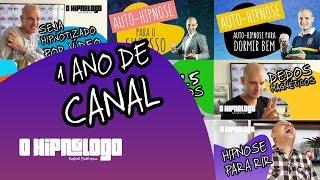 Dicas para ser youtuber + Presente hipnótico | Hipnose | oHipnólogo