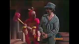 El Chapulín Colorado *Muñecos vemos Rateros no sabemos* 1977