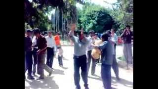 رقص بندری در آبادان.