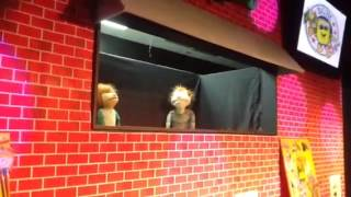 BGMC Puppet Skit- The Kidnapped Bride