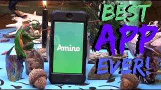 THE BEST APP EVER! | Pagans & Witches Amino