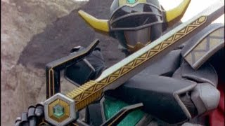 Power Rangers - Magna Defender's First Battle (Power Rangers Lost Galaxy)