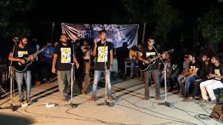Jhalmuri Bangla Rap  cover by Ahatasam feat Shahrukh Tamim  (Sadakalolive)