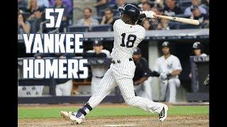All 57 of Didi Gregorius' Yankee Home Runs