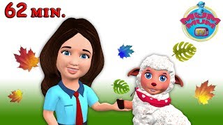 Mary Had a Little Lamb Rhymes Songs for Toddlers | Nursery Rhymes Collection | Wheels on the bus