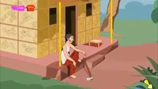 ছোট মনিদের জলপরি ও কাঠুরের গল্প,,