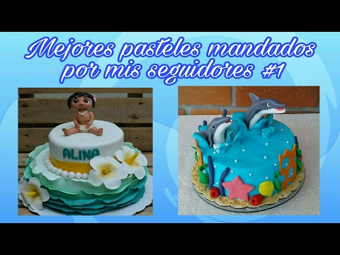 Top de los mejores pasteles mandados por mis seguidores en Facebook 1