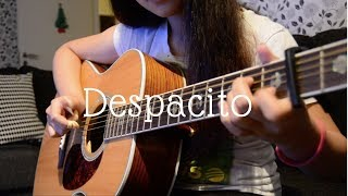 Despacito - Luis Fonsi, Daddy Yankee ft. Justin Bieber (fingerstyle guitar cover)