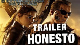 Trailer Honesto - O Exterminador do Futuro: Gênesis - Legendado