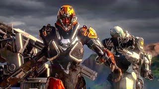 ANTHEM - NEW Trailer (The Game Awards 2018)