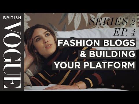 Xxx Mp4 Alexa Chung Blogging Building Your Platform S2 E4 Future Of Fashion I British Vogue 3gp Sex