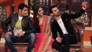 Comedy Nights With Kapil Sonam Kapoor And Fawad Khan