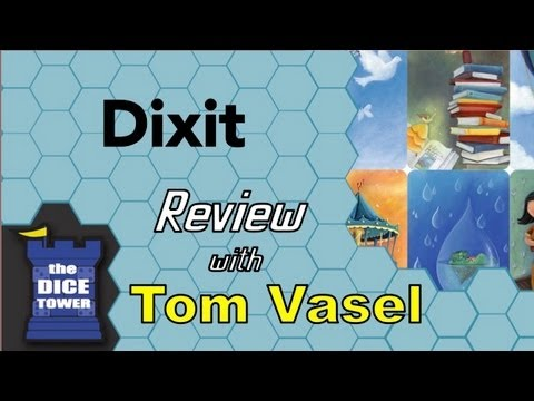 Xxx Mp4 Dixit Review With Tom Vasel 3gp Sex