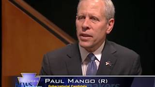 Pennsylvania Newsmakers 5/6/2018: Gubernatorial Candidate Paul Mango, and Higher Education Funding