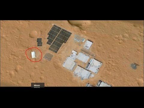 SOTD: GOOGLE Has a colony on Mars already???