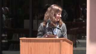 Anne Beyer: 2013 Stanford MBA Distinguished Teaching Award Ceremony