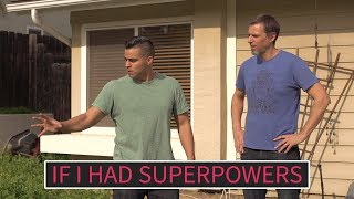 IF I HAD SUPERPOWERS | David Lopez