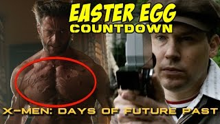 Easter Egg Countdown: X-Men: Days of Future Past