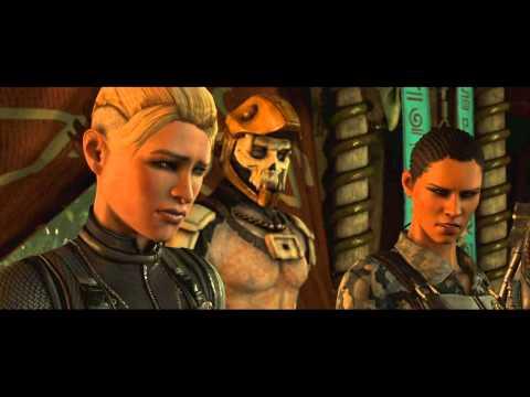 Mortal Kombat X - D'Vorah's Kiss of Death