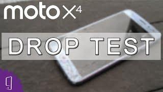 Moto X4 Drop Test | Back Glass Drop Test | Is it Drop-resistant?