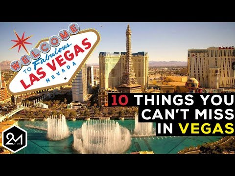 Xxx Mp4 Top 10 Things You Can39t Miss When You Go To Las Vegas 2017 3gp Sex