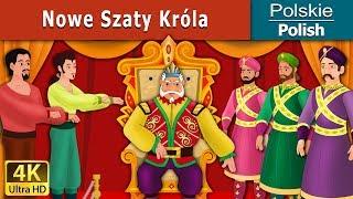 Nowe Szaty Króla - The Emperor's New Clothes in Polish - 4K UHD - Polish Fairy Tales