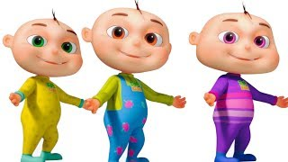 Hokey Pokey With Five Little Babies | Zool Babies Fun Songs | Videogyan 3d Rhymes | Nursery Rhymes