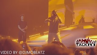 Drake Performs A New Verse &