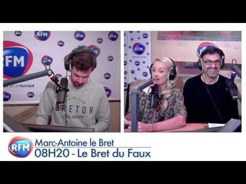 Le Bret Du Faux sur RFM / Mardi 21 Mars 2017