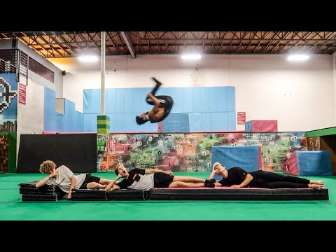 IMPOSSIBLE FRONTFLIP CHALLENGES
