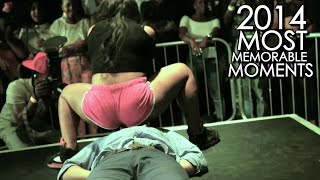 Most Memorable Moments at The Jump Off 2014