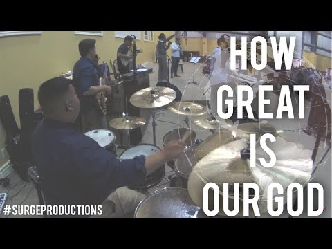How great is our God | Our God | Band Groovin!