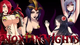 [Krystallize's Reviews #2] Noxian Nights
