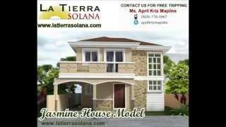 Jasmine House Model La Tierra Solana Pampanga