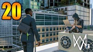 Watch Dogs 2 (20) Nge-hack Rumahnya Calon PRESIDEN!! :O