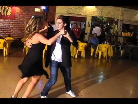 Tom e Eliana Dança de Salão Chamamé Parte 01 03