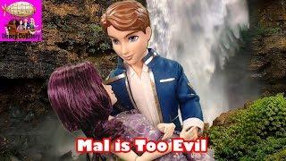 Mal is Too Evil - Part 11 - Descendants in Avalor Disney
