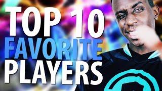 My Top 10 Favorite Super Smash Bros Wii U Players - ZeRo