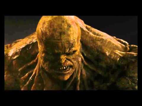 The HULK vs Abomination The incredble Hulk 2008