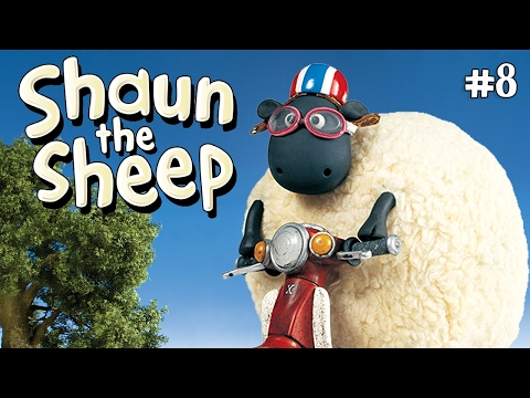 Shaun the Sheep Troublesome Tractor S1E13 DVDRip XvID