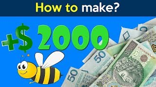 How to Make $2000 Per Month With Adfly