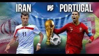 Portugal vs Iran Live | WorldCup 2018