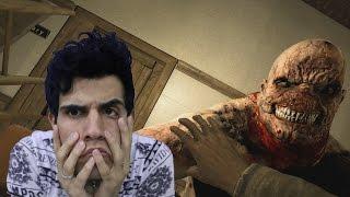 تخاف الرعب لاتدخل !! لعبة رعب | Outlast 1#