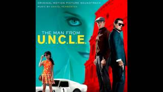 The Man from UNCLE (2015) Soundtrack - The Unfinished Kiss