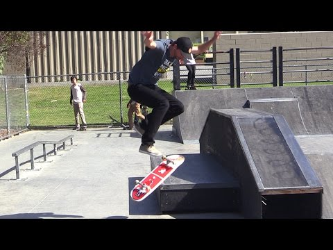 watch TODAY I LEARNED 5-0 VARIAL FLIP OUT