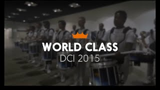 Remo + World Class: DCI 2015