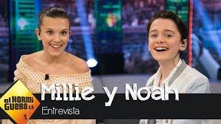 Millie Bobby Brown y Noah Schnapp de Stranger Things visitan El Hormiguero - El Hormiguero 3.0