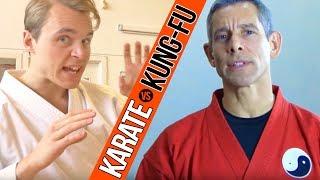 KARATE NERD vs. TIGER KUNG-FU CHALLENGE 👊‼️ — Jesse Enkamp