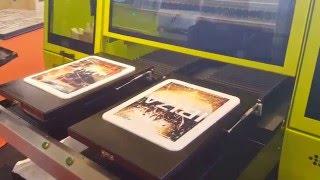 En Hızlı Dijital Tişört Baskı Makinası   AEOON COMPACT Serisi *Saatte 950 Baskı